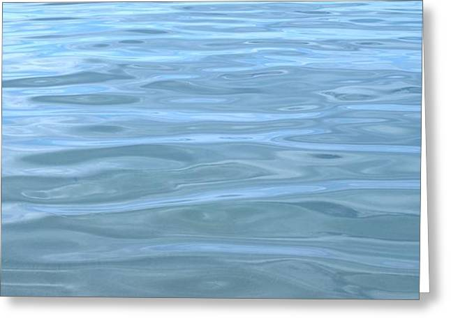 Pearlescent Tranquility Greeting Card