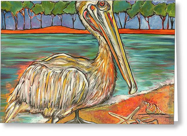 Pelican #2 Greeting Card