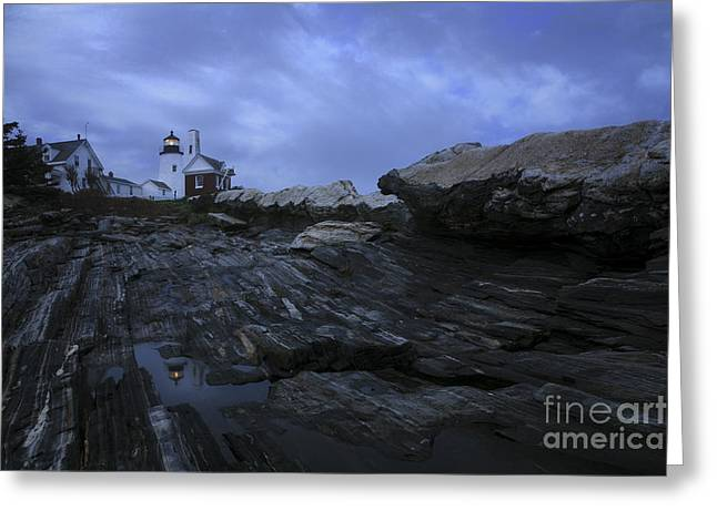 Pemaquid Reflection Greeting Card