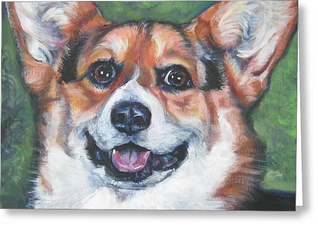 Pembroke Welsh chien Anniversaire Personnalisé Carte de vœux Maman Papa codehm 184