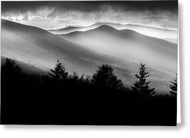 Greeting Card featuring the photograph Pemigewasset Wilderness by Bill Wakeley