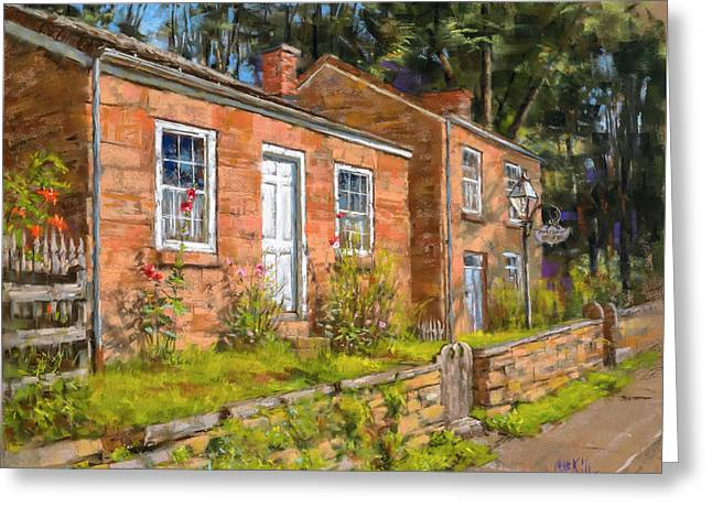Pendarvis House Greeting Card
