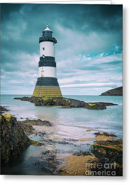 Penmon Point Greeting Card