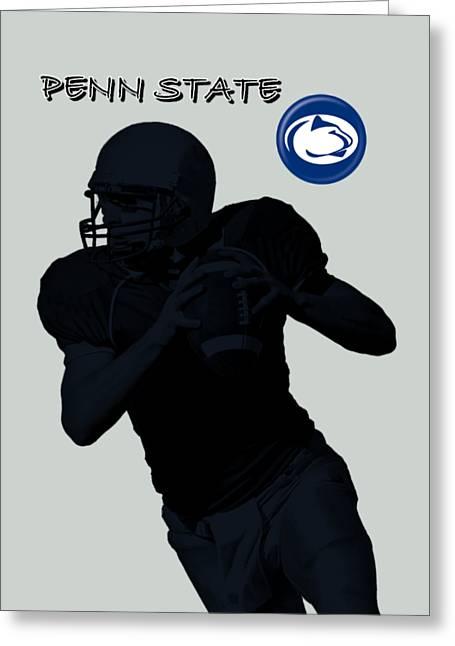 Penn State Football Greeting Card