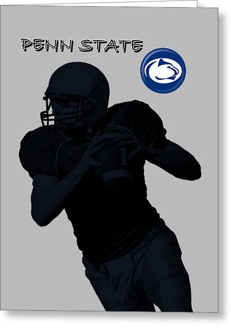 Penn State Football Greeting Card