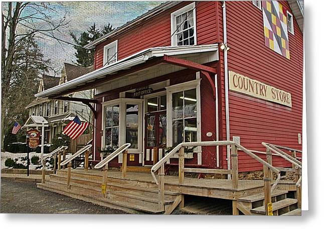 Pennsdale Country Store Greeting Card