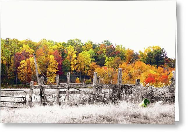 Pennsylvania Color Kiss Greeting Card