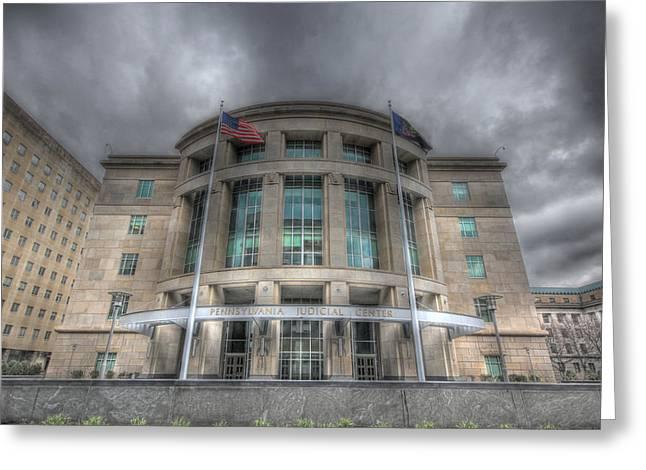 Pennsylvania Judicial Center Greeting Card