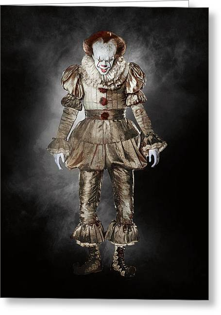 Pennywise 2017 Greeting Card