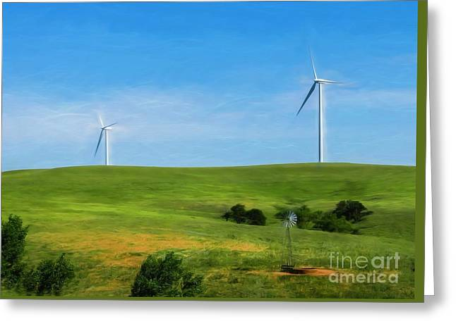 People Of The South Wind Greeting Card by Jon Burch Photography