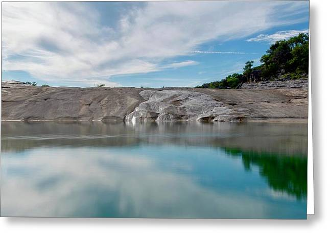 Perdernales Falls II Greeting Card