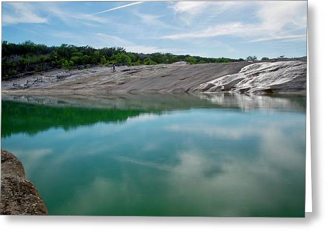 Perdernales Falls IIi Greeting Card