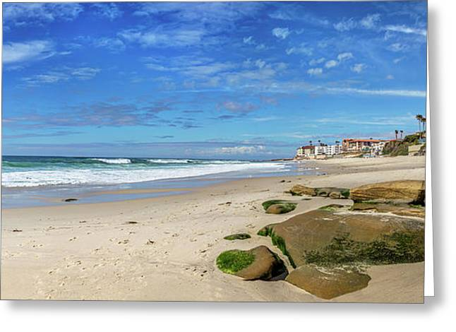 Perfect Day At Horseshoe Beach Greeting Card