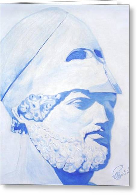 Pericles Greeting Card