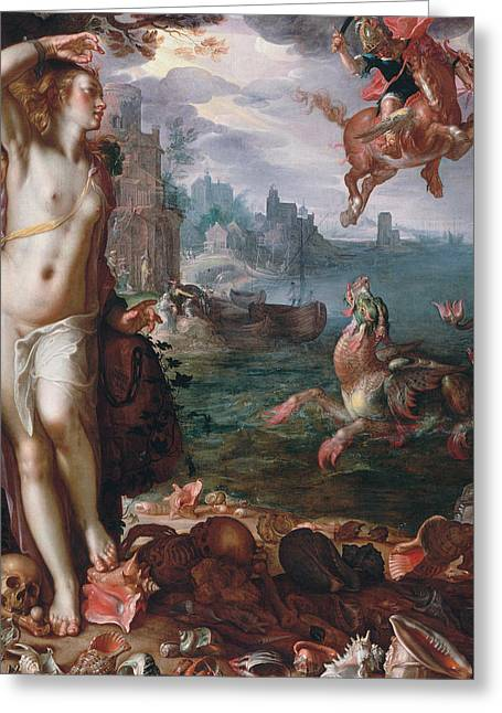 Perseus Releases Andromeda Greeting Card