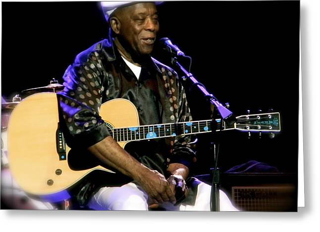 Personal Touch  Buddy Guy Greeting Card