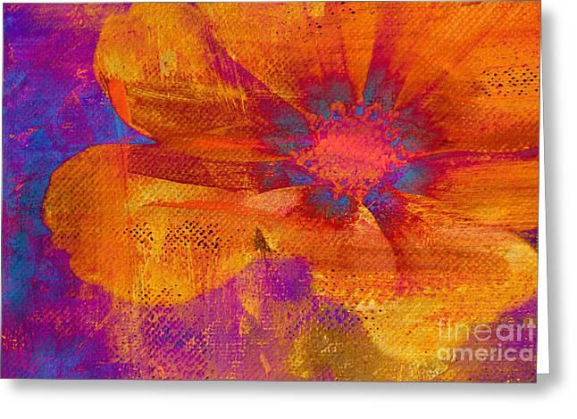 Petaline - T39a04b Greeting Card