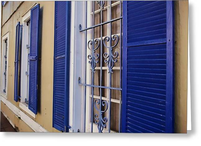 Petronia Street Greeting Card by JAMART Photography