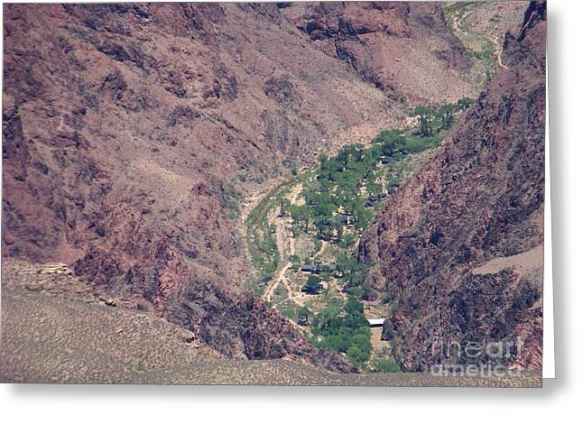 Phantom Ranch Greeting Card