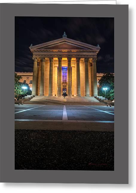 Philadelphia Museum Greeting Card