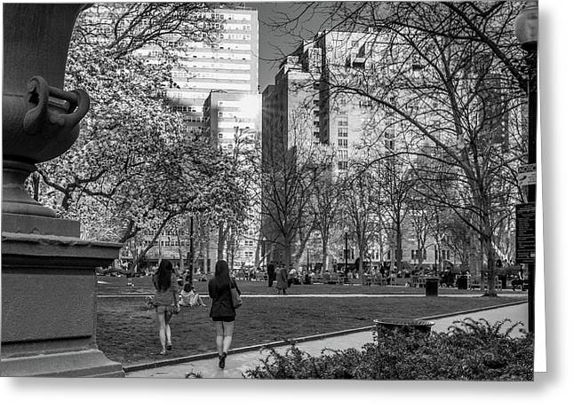 Philadelphia Street Photography - 0902 Greeting Card