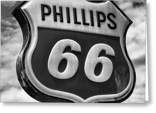 Phillips 66 - 2 Greeting Card