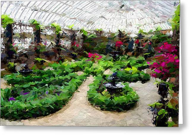 Phipps Conservatory Greeting Card