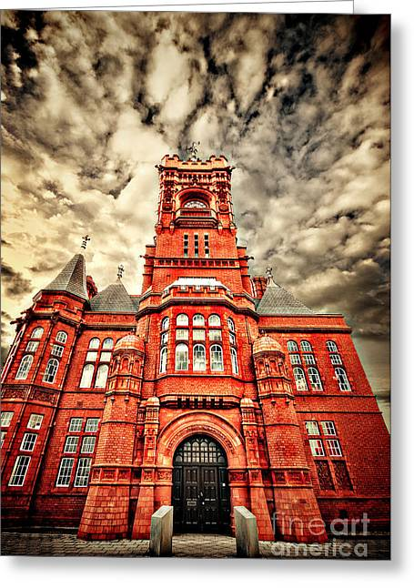 Pierhead Greeting Card