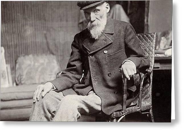 Pierre-auguste Renoir Greeting Card