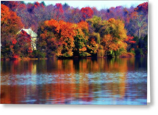 Pinchot 39 Greeting Card