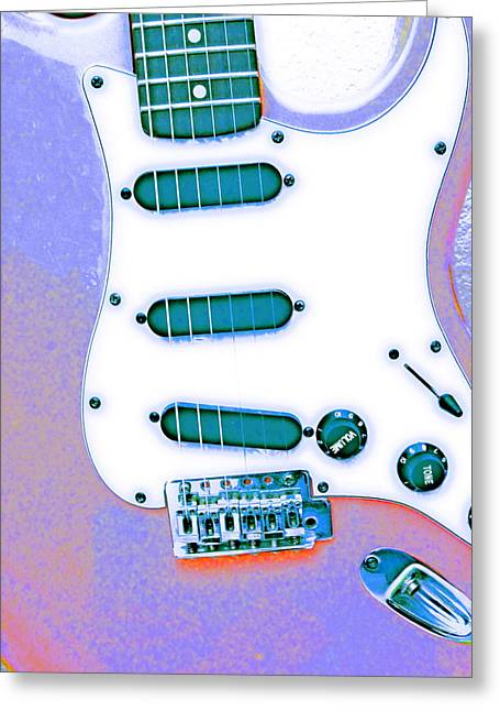 Pinky Greeting Card by Jerry Killian