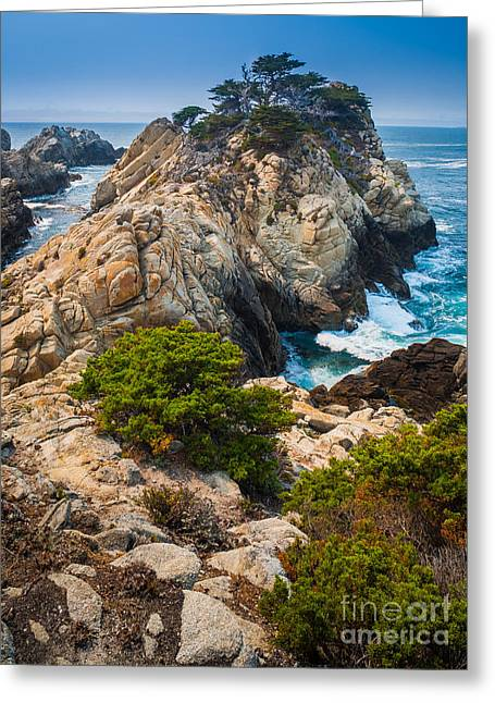 Pinnacle Point Greeting Card