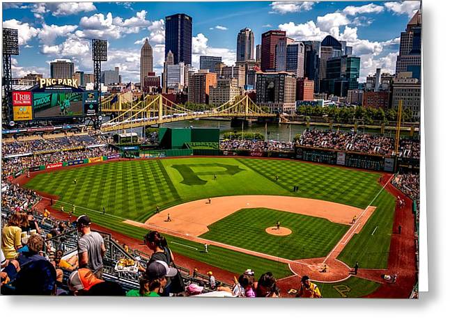 Pirates Day Game Greeting Card