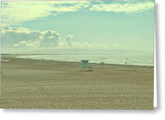 Pismo Perfection Greeting Card by JAMART Photography