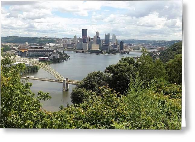 Pittsburgh Series 2  Greeting Card