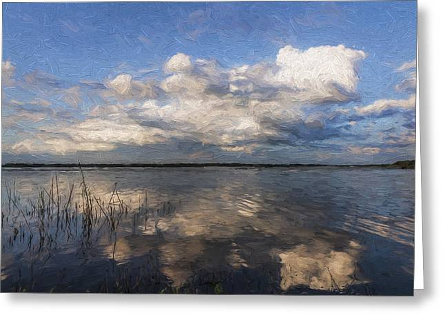 Placid Moment II Greeting Card by Jon Glaser