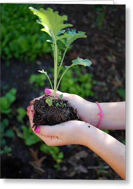 Planting Season Greeting Card