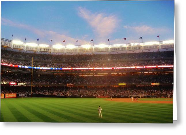 Play Ball Greeting Card by JAMART Photography