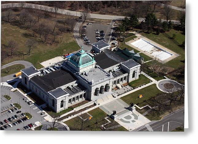 Please Touch Museum Memorial Hall 4231 Avenue Of The Republic Philadelphia Pa 19131 Greeting Card by Duncan Pearson