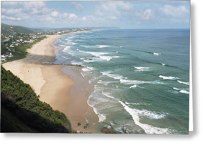 Plettenberg Bay Greeting Card