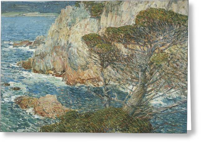 Point Lobos, Carmel Greeting Card