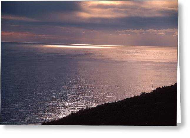 Point Mugu State Park Greeting Card by Soli Deo Gloria Wilderness And Wildlife Photography