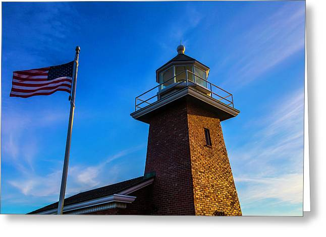 Point Pinos Lighthouse Greeting Card
