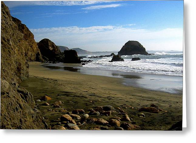 Point Reyes California Greeting Card