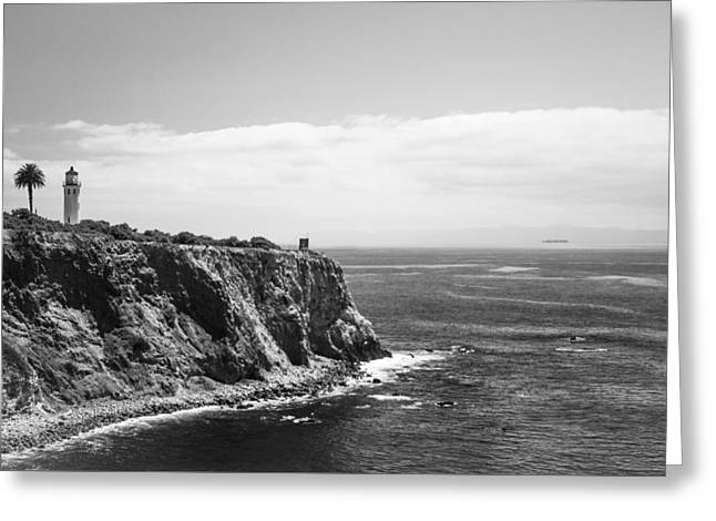 Point Vicente Lighthouse Greeting Card by Ralf Kaiser