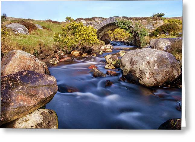 Poisoned Glen Bridge Greeting Card