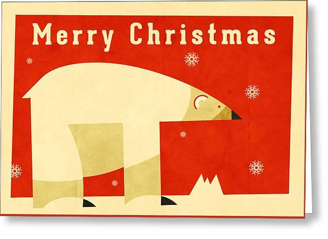 Polar Bear 1 Greeting Card