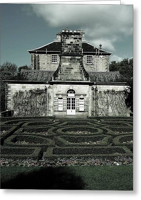 Pollok House Greeting Card by HweeYen Ong