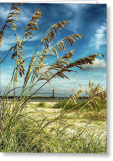 Ponce Inlet Lighthouse Greeting Card