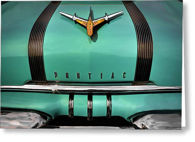 Pontiac One Greeting Card